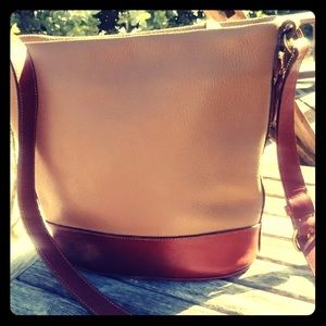 ⭐️New item!👜Coach Vintage Pebble Leather Classic